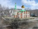 Проект Георгиевского храма на ул. Горького