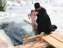 Максим Заицев. Иордань на реке Кавалеровка