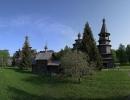 Архитектурно - природный заповедник - музея деревянного зодчества под открытым небом «Витославлицы 1