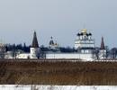 Иосифо-Волоцкой мужской монастырь 3