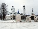 Село Спирово - церковь Введения во храм Пресвятой Богородицы – резной образ свт.Николая 2