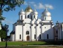 Соборе Святой Софии Новгородской 2