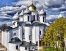 Соборе Святой Софии Новгородской