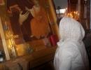 Чубарова Светлана. Перед иконой