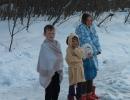 И мороз нам нипочём!( Абрамова Татьяна, 15 лет)