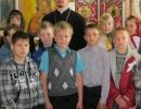 Шкапорова Инна. Встреча с отцом Михаилом
