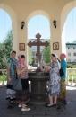 4. Сень над Крестом. Иверско-Серафимовский женский монастырь.