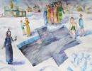 Крещенский морозец - Севашкина Катя 12 л