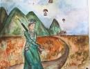 Шел солдат - Андреева Юлия 13 л