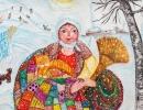 Зимний день - Гончарова Таня 11 л