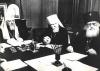 Заседание Св. Синода РПЦ в сентябре 1943 года.jpg