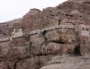 Греческий монастырь Искушений
