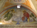 В храме Благовещения в Назарете