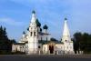 Церковь Илии пророка на торгу - Ярославль