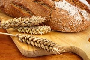 хлеб и колосья