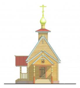 Церковь в Булыго-Фадеево