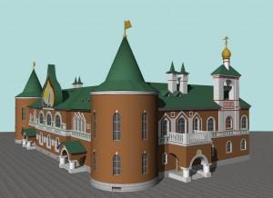Епархия модель