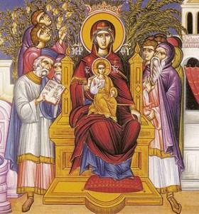 Похвала Пресвятой Богородице