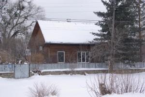 с. Булыга-Фадеево. Сохранившийся причтовый дом. Фото 2014 г.