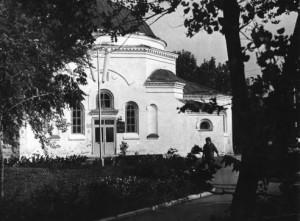 Город Иман. Храм в сов. вр. (музей)