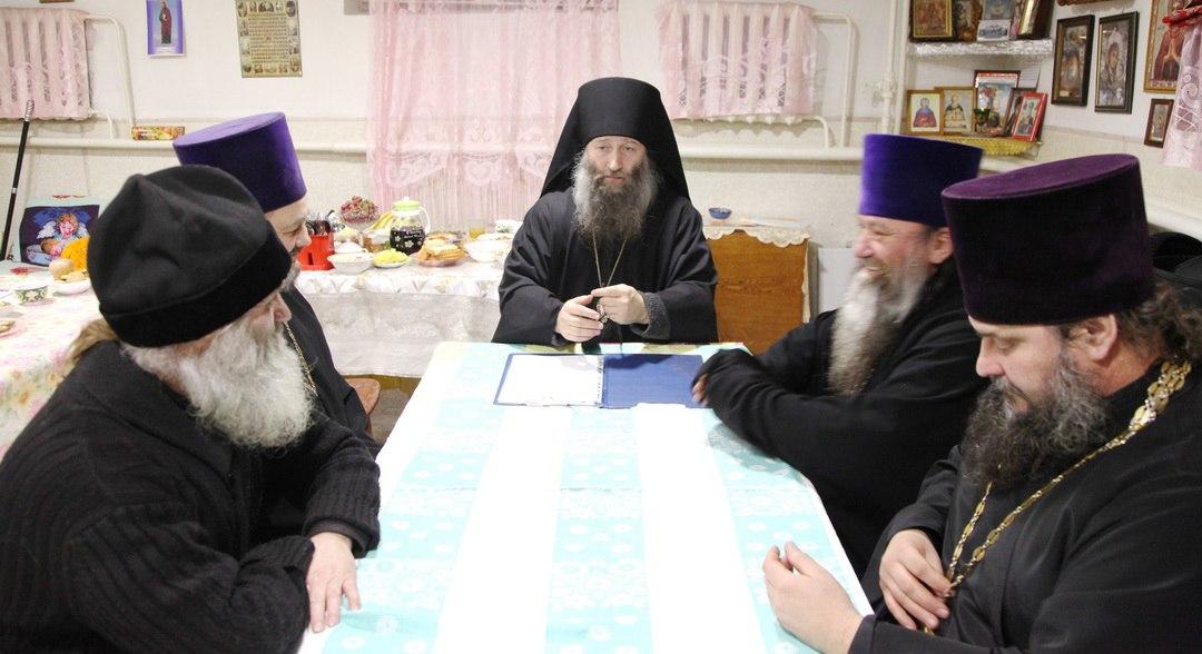 Епархиальный Совет Арсеньевской епархии (+ Фото)