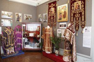 Выставка «Православие в Приморье» в Арсеньеве. Январь 2016 года.