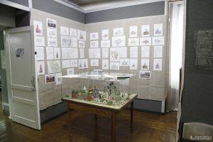 """Фрагмент экспозиции """"Православие в Приморье"""""""