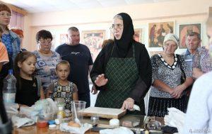 Мастер-класс по иконописи в с. Чугуевка, июнь 2019 года