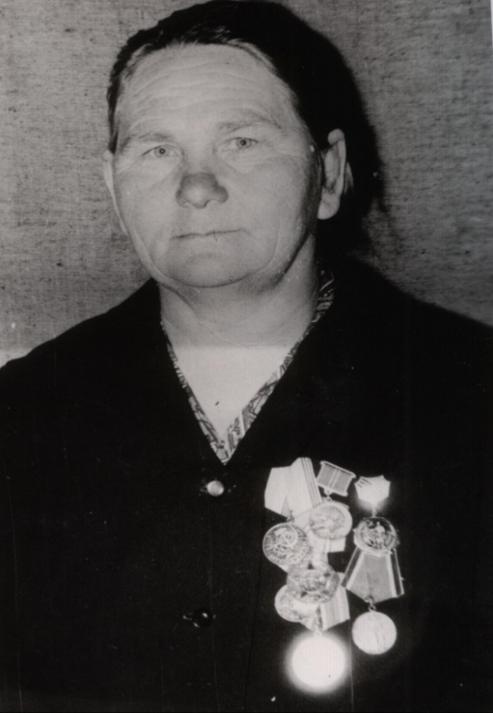 Гранкина Маргарита Фёдоровна