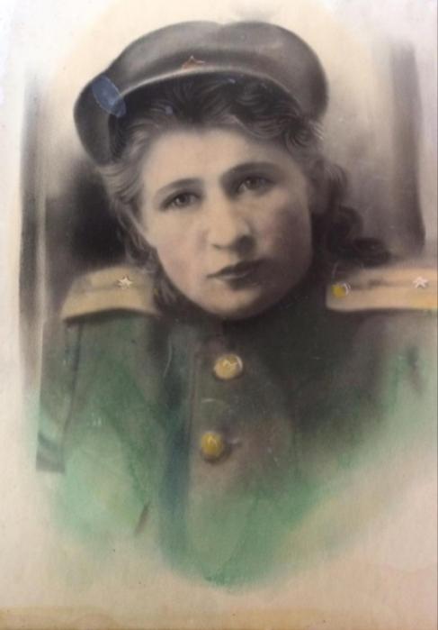 Воробьёва Анна Павловна
