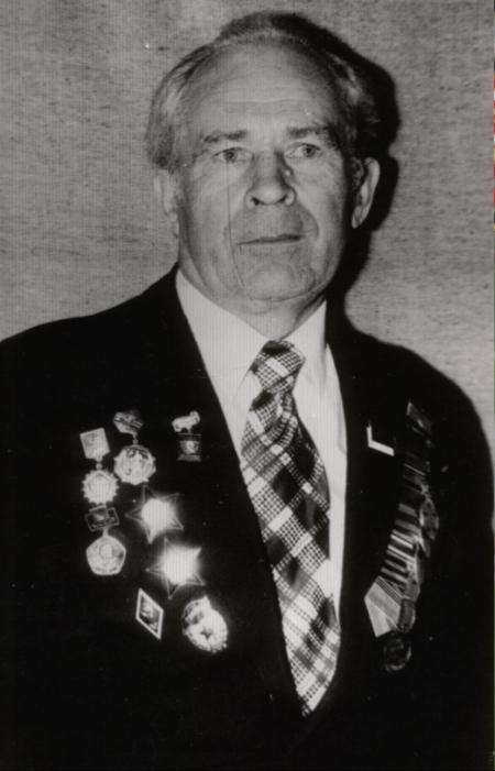 Курашкин Николай Фёдорович