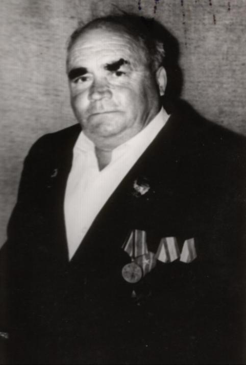 Макиенков Иван Павлович