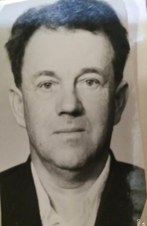 Шведов Василий Кузьмич