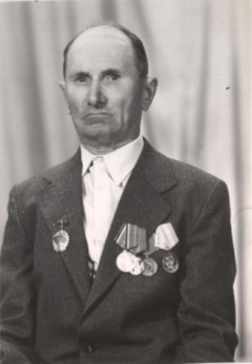 Соловьёв Иннокентий Михайлович